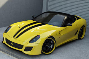 2011 Ferrari 599 GTO by Wheelsandmore