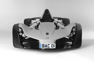 The BAC Mono, aka The Stig's Car of the Year, is Set for Sale in the States