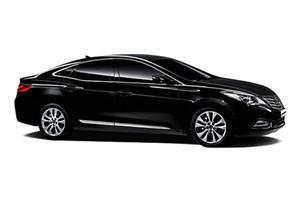 2012 Hyundai Azera Revealed