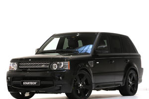 Startech Modifications For The 2010 Range Rover