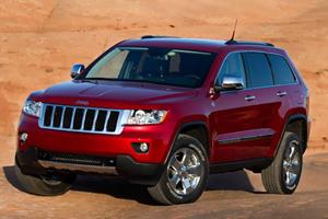 2011 Jeep Grand Cherokee vs. 2011 Toyota 4Runner vs. 2011 Nissan Pathfinder