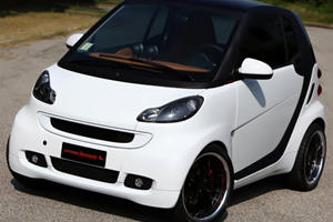 Smart ForTwo Tuned by Romeo Ferraris