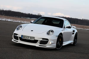 TechArt Tuned Porsche 911 Turbo S