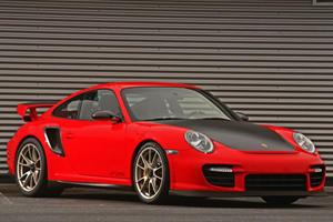 Wimmer Tunes Porsche 911 GT2 RS to 703 HP