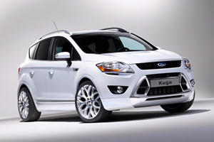 Ford To Display Escape/Kuga Concept at Detroit
