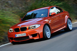 First Look: 2011 BMW 1-Series M Coupe
