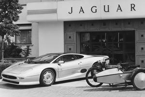 Jaguar Looking to Build a Supercar