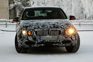 Spied: Next Generation BMW 3-Series Testing