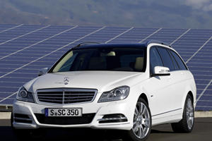 Mercedes-Benz Releases Photos of 2012 C-Class Wagon