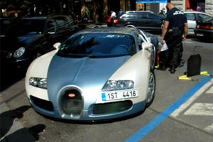 Video: Czech Police Have a Thing Against the Bugatti Veyron 16.4