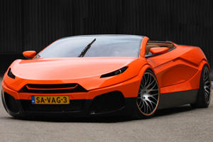 Video: Savage Rival Roadyacht GTS Ready for Action