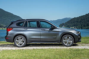 2017 BMW X1 SUV Review