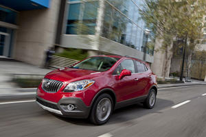 2016 Buick Encore SUV Review