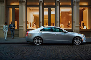 2017 Cadillac ATS Sedan Review
