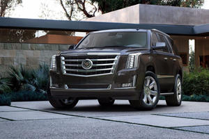 2017 Cadillac Escalade SUV Review