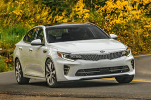 2017 Kia Optima Review