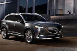 2017 Mazda CX-9 SUV Review