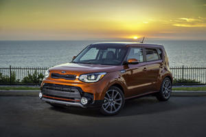 2017 Kia Soul Crossover Review