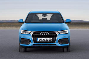 2017 Audi Q3 SUV Review