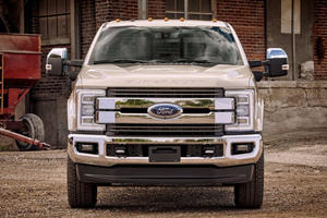 2017 Ford F-350 Review
