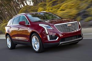 2017 Cadillac XT5 SUV Review