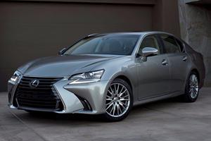 2018 Lexus GS Review