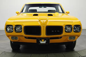 Flawless 1970 Pontiac GTO Judge Looking for New Home