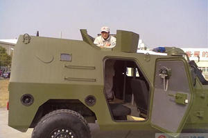 Chinese Army Receives Armored Killing Machine