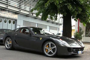 Video: The Best Gas Station for Ferraris
