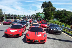 Supercar Exotics Invade Malaysia