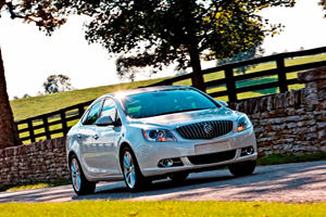 2017 Buick Verano Review