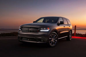 2017 Dodge Durango SUV Review
