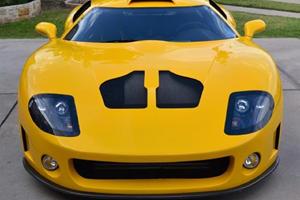 Unique of the Week: 2006 Factory Five GTM Supercar