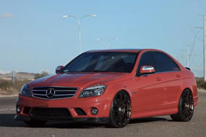 Video: Vivid Racing's Ultimate Mercedes-Benz C63 AMG