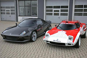 Reborn Lancia Stratos Officially Not Happening