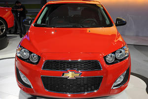 Chevrolet Sonic RS Hatchback Headlining the 2012 NAIAS