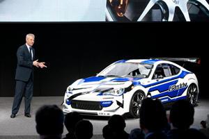 Scion Racing Unveil 600hp FR-S Drift Car in Detroit