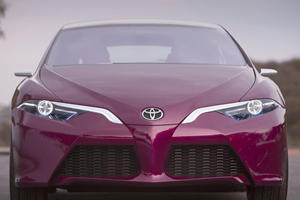 Toyota Unveils their NS4 Advanced Plug-in Hybrid Concept