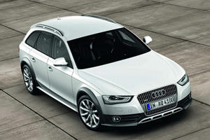 2013 Audi A4 Allroad Has Arrived at the 2012 Detroit Auto Show