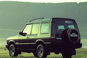 5 Forgotten Off-Roaders You've Never Heard Of