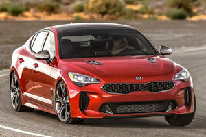 The New Kia Stinger Will Purposely Be Louder In America