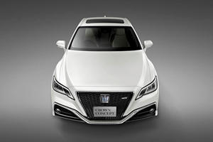 New Toyota Crown Concept Coming To Tokyo, Could Preview New Lexus ES