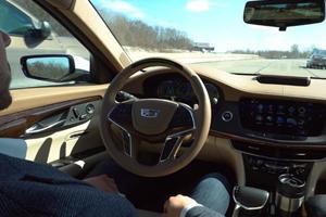 GM Prepared To Take Blame For Future Autonomous Car Crashes