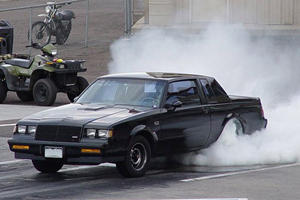 The Buick GNX Is Faster Than A Ferrari F40 On The Quarter Mile