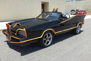 For $5,000, This Batmobile Replica Is The Deal Of The Century