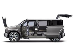 Toyota Builds A Badass Minivan Concept We'd Totally Buy