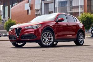 2018 Alfa Romeo Stelvio  Review