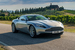 2018 Aston Martin DB11 V12 Coupe Review