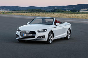 2018 Audi A5 Cabriolet Review
