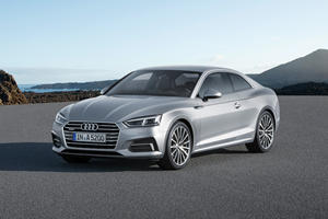 2018 Audi A5 Coupe  Review